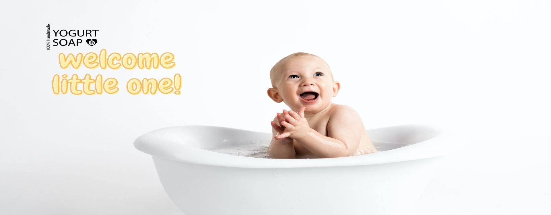 NBJ Soap (Baby bathtub)