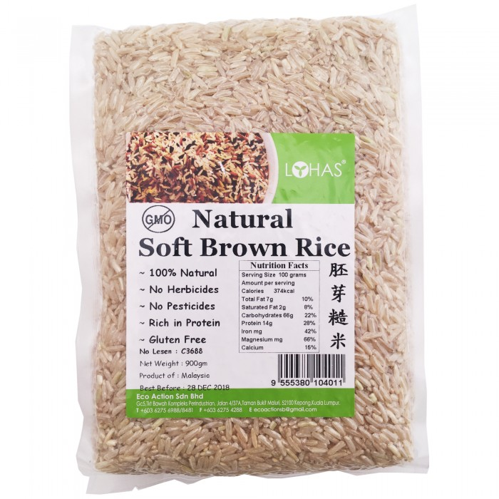 how to cook brown rice soft