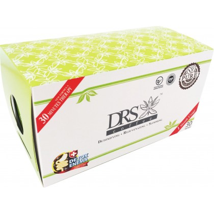 DRS Coffee 30's (30 days of Coffee Enema Therapy)