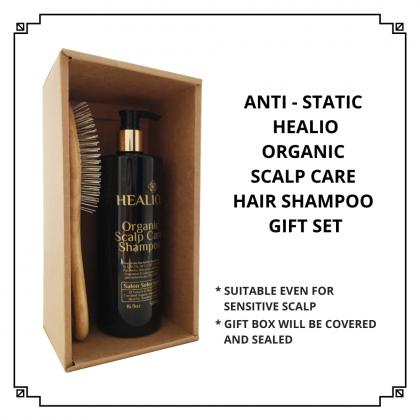 Anti-Static Hair Comb - Healio Gift Set